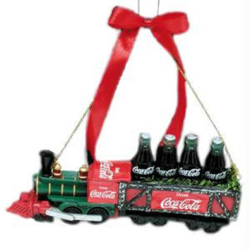 12 Christmas Ornaments - Train