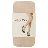Merona® Women's Sheer Golden Pretzel Tights - Light Sparkle
