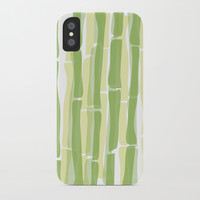 Bamboo iPhone Case by mirimo