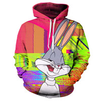 Sly Bunny Hoodie
