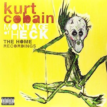 Montage Of Heck: The Home Recordings - Kurt Cobain, LP