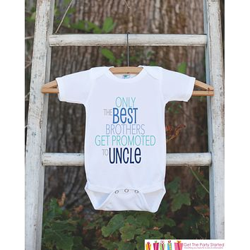 Pregnancy Announcement - Best Brothers Get Promoted to Uncle - Pregnancy Reveal Idea - Surprise Baby Announcement - New Uncle to Be