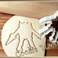 Bioshock Big Dady Cookie Cutter / Made From Biodegradable Material / Brand New