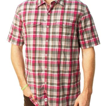 Tommy Bahama Men's The Magnificent Plaid Button Down Shirt