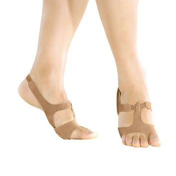 So Danca MD01 Lyrical Suede Sandal - Adult