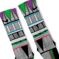 Tribal Jam Customized Nike Elite Socks!!