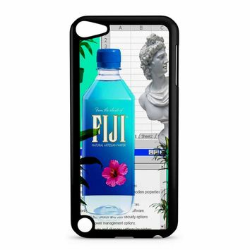 Fiji Water Vaporwave iPod Touch 5 Case