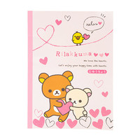 Rilakkuma Love Notebooks