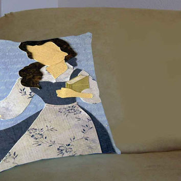 Disney Princess - Pillow Case, Pillow Cover, Custom Pillow Case **