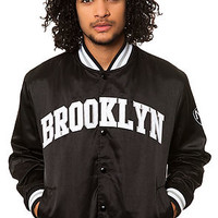 The Brooklyn Nets Jacket in Black