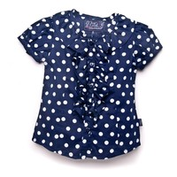 CHIC LOOK - Polka Dot Blouse! | Girls Shirts and Blouses | Kanz | Nüvonivo