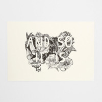Ellie Cryer So It Is Art Print - Urban Outfitters
