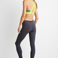 Cinched-Ankle Leggings