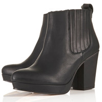 ALEXY Platform Chelsea Boots - View All - Shoes - Topshop