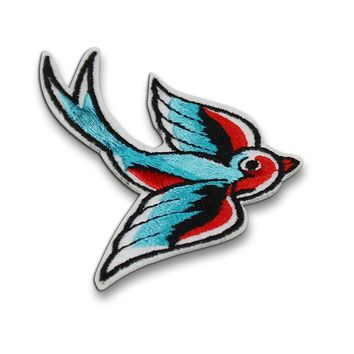 Flying Bird Patch