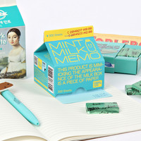 Mint Milk Notepad