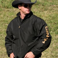 Cinch® Men's Logo Wind Jacket