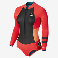 HURLEY FUSION 202 FRONT ZIP