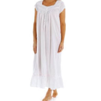 Eileen West 5415908 Pink Sublime Ballet Nightgown