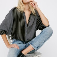 Free People Magic Slippers Buttondown