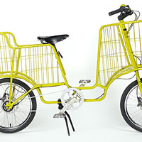 christophe machet: camioncyclette transportation bike