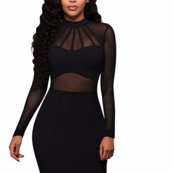 Faith sexy bodycon dress