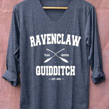 Best Ravenclaw Quidditch T-shirt Products on Wanelo