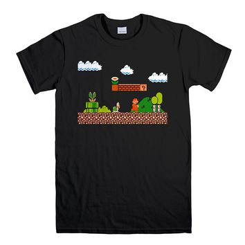 SUPER MARIO GAME Men's T-Shirt