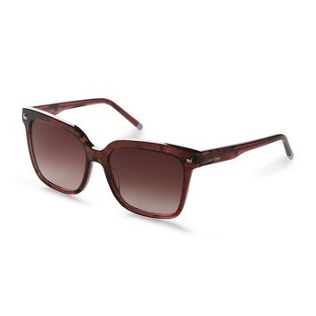 Calvin Klein Brown Uv2 Sunglass