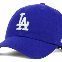 Los Angeles Dodgers MLB On-Field Replica '47 CLEAN UP Cap