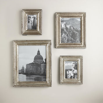 Silver and Black Hadley Wall Frames - World Market
