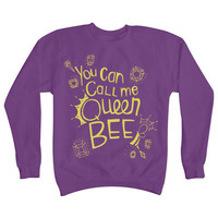 Lorde Royals Sweatshirt | You Can Call Me Queen Bee Sweater