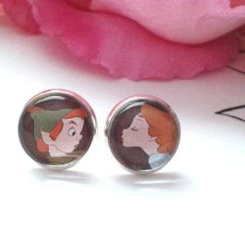 Special Friends Stud Earrings - Studs - Earrings - Fake Plugs - Stud Earrings - Earring Studs