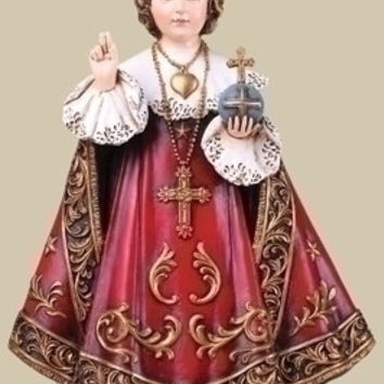 "10"" INFANT OF PRAGUE"