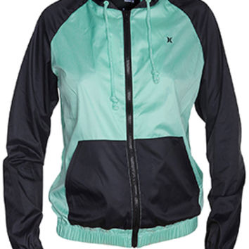 Windy Windbreaker Womens Jacket - Hurley
