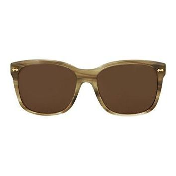 Gucci GG0050S Sunglasses 003 Havana Brown 56 mm
