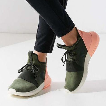 Adidas Fashion Sneakers Sport Shoes Tubular defiant Sneakers Green