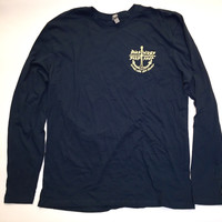 "Bare Wires ""Anchor"" L/S Tee"