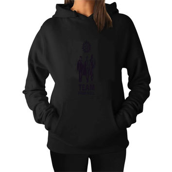 supernatural team free will For Man Hoodie and Woman Hoodie S / M / L / XL / 2XL*AP*