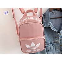 Adidas Hot Fashion Printed Lady's Single Shoulder Bag #2