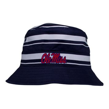 Ole Miss Rugby Bucket Hat