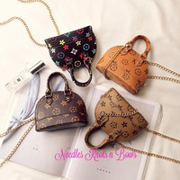 Girls Fashion Handbag, Girls Mini Crossbody Bag, Teens, Purses, Fashion Accessories