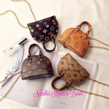 Girls Fashion Handbag, Girls Mini Crossbody Bag, Teens, Purses