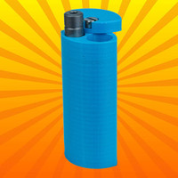Sky Blue Dugout One Hitter - The Pinch Hit