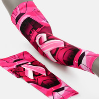 BIO Pink Arm Sleeves