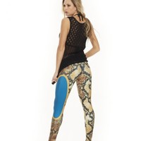 Cleopatra Cobra - Leggings - Silent Assassins - Collections