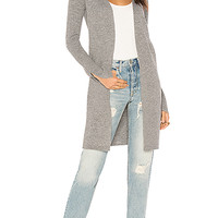 Lovers + Friends Saber Cardigan in Mist