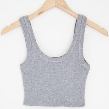 Baby Ribbed Tank Top (More Colors)