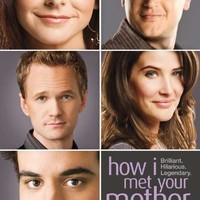 (11x17) How I Met Your Mother - Grid TV Poster