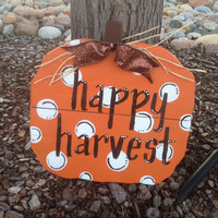 Happy Harvest Home Decor- Wall Hanging Fall Decoration